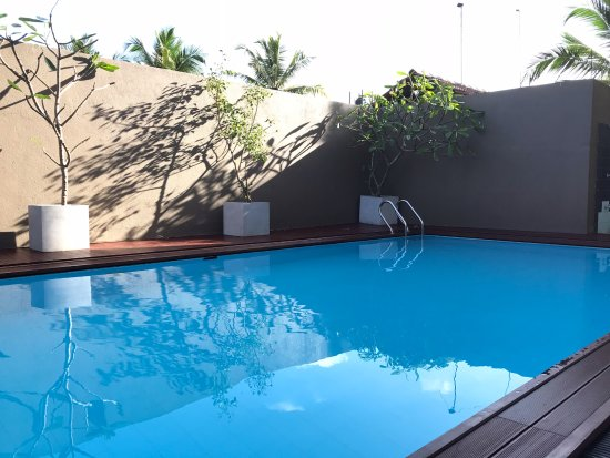 Pool - Picture of Waves By Tranquil, Negombo - Tripadvisor