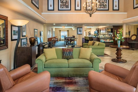 Beaverton, OR : Hotel Lobby