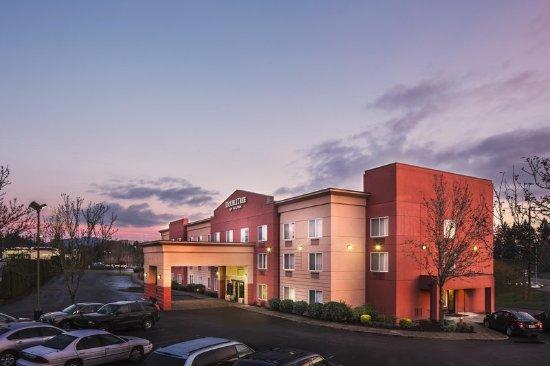 Beaverton, OR : Hotel Exterior