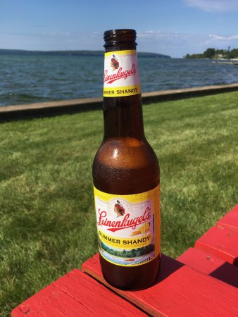 Sunset Motel on the Bay : Bought this at a grocery store in Munising