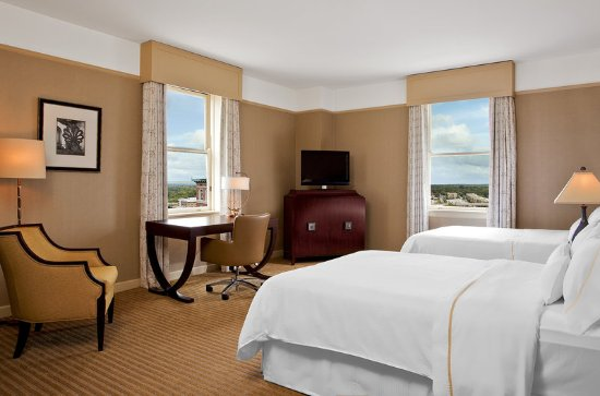 The Westin Poinsett, Greenville: Executive Double Room