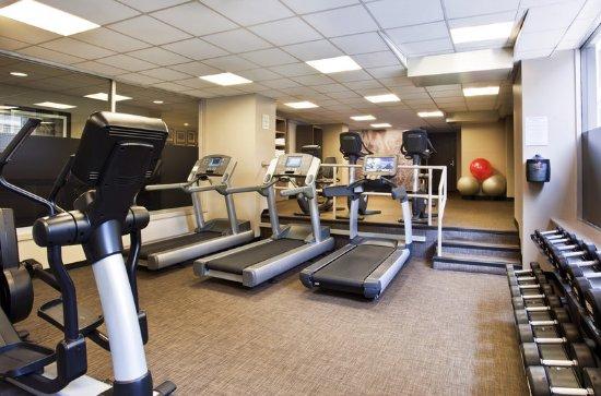 The Westin Poinsett, Greenville: Westin Workout