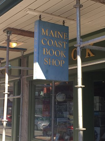 ‪Maine Coast Book Shop and Cafe‬