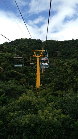 Boluo County, China: Cable Lift