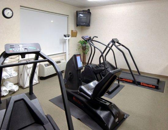 Roseville, CA: Fitness Center