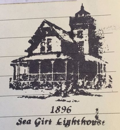 Sea Girt, NJ: Passport stamp available