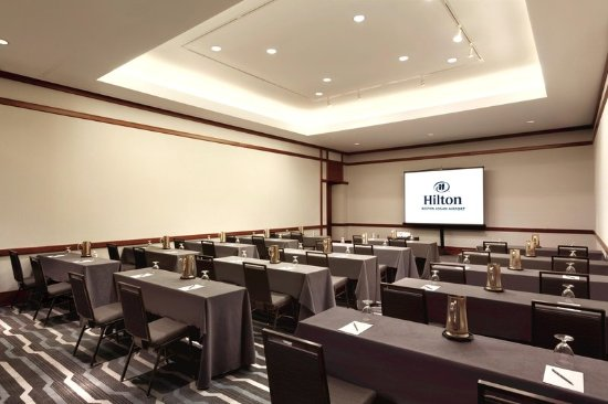 Hilton Boston Logan Airport: Middlebury Room