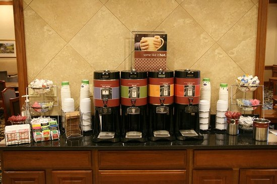 Duncan, SC: Coffee Station