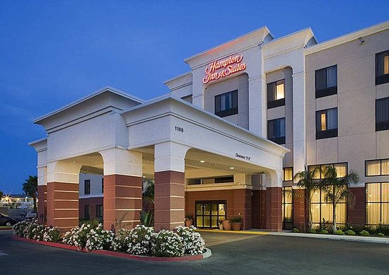 Тулар, Калифорния: Welcome to Hampton Inn & Suites Tulare Hotel, CA
