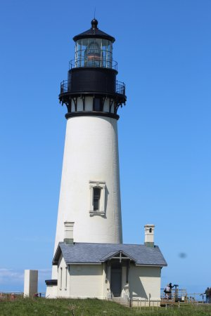 Oregon Coast, OR: Yaquina Lighthouse
