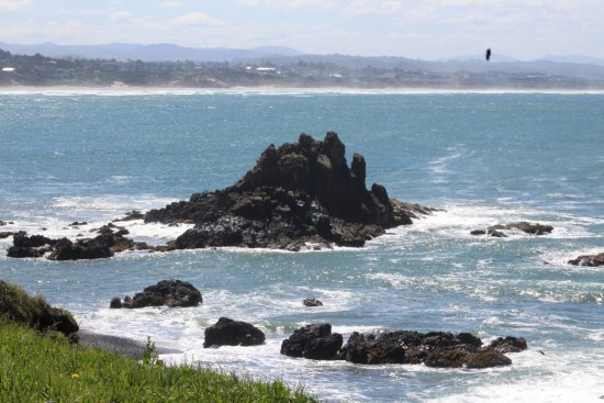 Oregon Coast, OR: Cobble Beach near Yaquina Lighthouse
