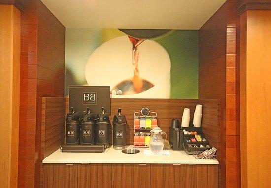 Aiken, Carolina del Sur: Coffee & Tea Station