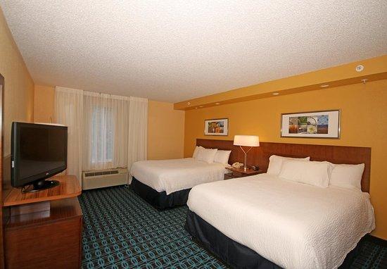 Aiken, SC: Queen/Queen Guest Room