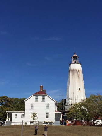 Middletown, NJ: Sandy Hook lighthouse