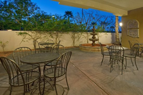 Rancho Mirage, CA: Guest Patio