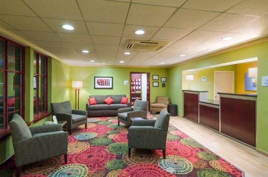 Frazer, PA: Hotel Lobby