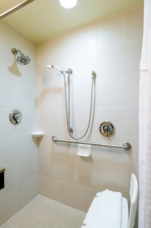 Frazer, Pensilvania: ADA Roll-in Shower with Chair