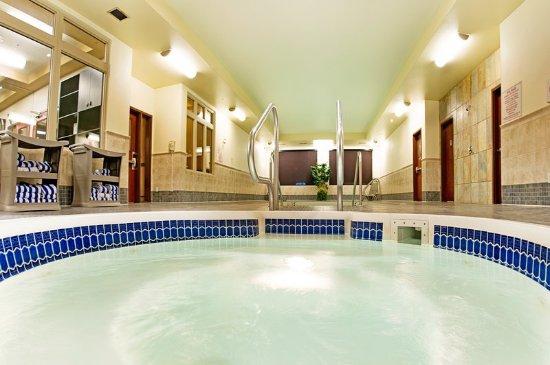 Holiday Inn Hotel & Suites West Edmonton: Whirlpool