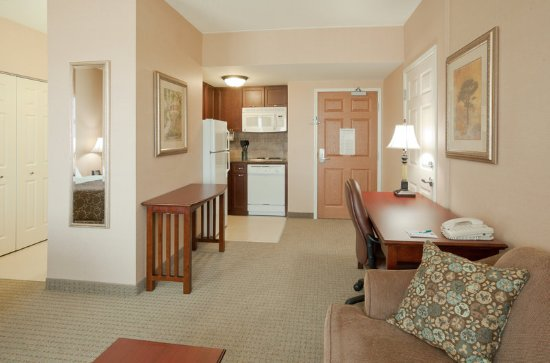 Staybridge Suites Oakville: Studio Suite with Fully Equipped Kitchen