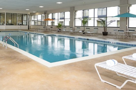 Independence, OH: Take a dip in our large swimming pool