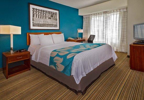 เอลลิคอตต์ซิตี, แมรี่แลนด์: Two-Bedroom Suite Sleeping Area
