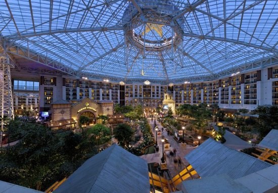 Gaylord Texan Resort Amp Convention Center Updated 2018