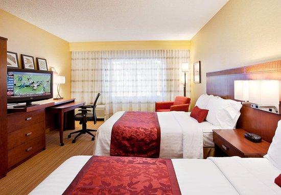 Laguna Hills, CA: Double/Double Guest Room