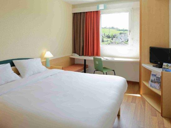 Granges-Paccot, Switzerland: Guest Room