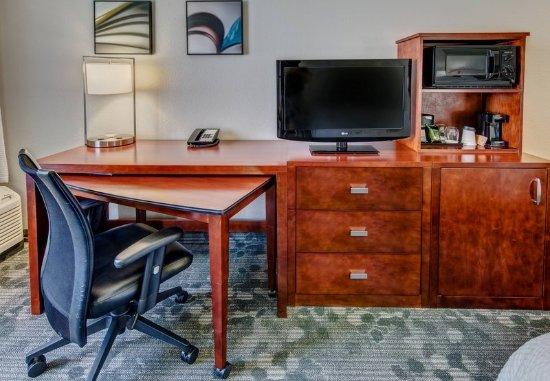 Abilene, Teksas: Guest Room - Work Desk
