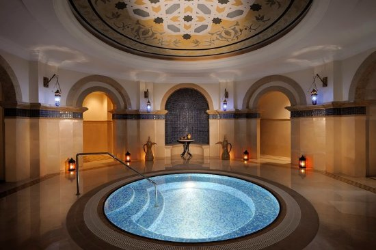 Residence & Spa at One&Only Royal Mirage Dubai: Traditional Oriental Hammam