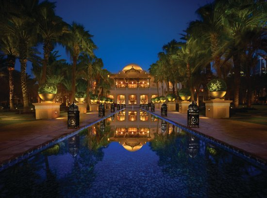 Residence & Spa at One&Only Royal Mirage Dubai: One&Only Royal Mirage, Exterior