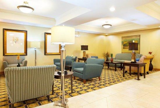 Lansing, IL: Hotel Lobby