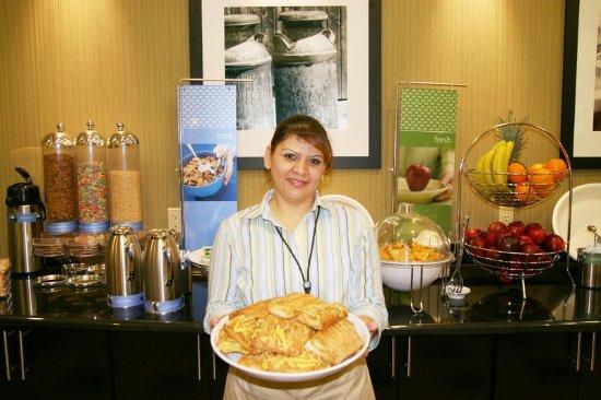 DeSoto, Τέξας: Breakfast Serving Area