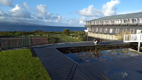 Connemara coast hotel updated 2017 reviews price comparison furbo county galway ireland for Galway hotels with swimming pool