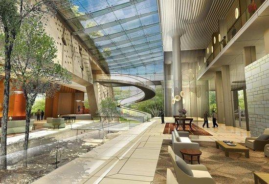 Hilton Bandung: Hotel Lobby