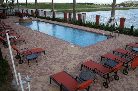 Miramar, Floryda: Outdoor Pool