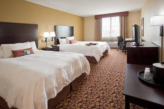 Miramar, Floryda: Two Queen Bed Room