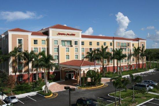 Miramar, FL: Hotel Exterior