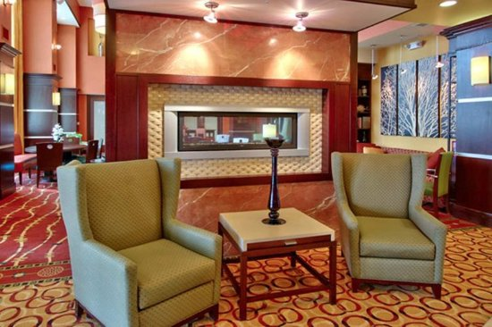 Hampton Inn & Suites Denver Highlands Ranch: Lobby 8