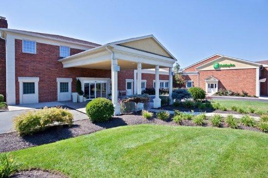 Worthington, OH: Hotel Exterior