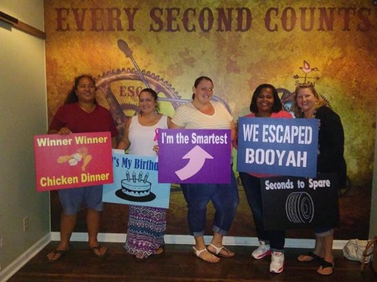 Every Second Counts ESC