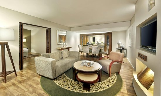 Hilton Cape Town City Centre: Two Bedroom Suite