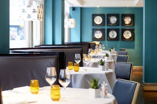 Hotel Amigo: Restaurant