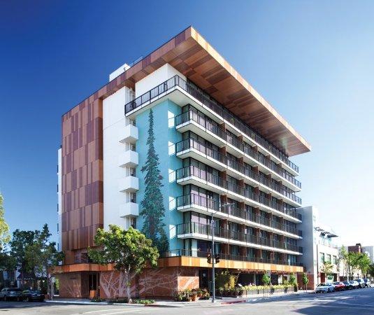 Nobu Hotel, Epiphany Palo Alto: Exterior