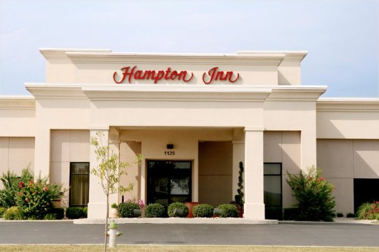 Hampton Inn Lebanon: Exterior