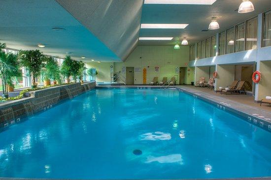 Radisson Hotel Sudbury: Pool