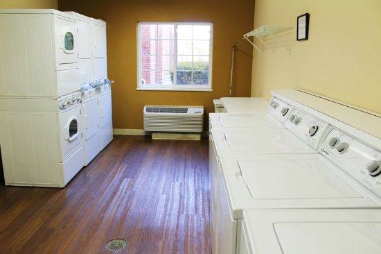 Glen Allen, Βιρτζίνια: Laundry Facility