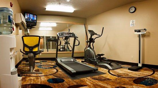 Walla Walla, WA: Fitness Center