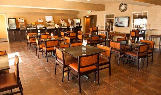 Walla Walla, WA: Breakfast Bar