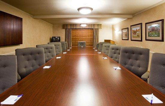 Oshkosh, WI: Boardroom